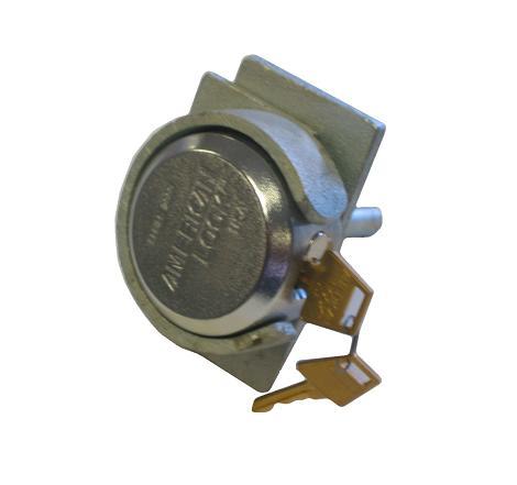 American Lock Rolling Door Lock Keyless Entry Lock