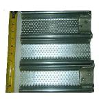 "4"" Curved Perforated Slat"