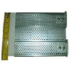 "3"" Flat Perforated Slat"